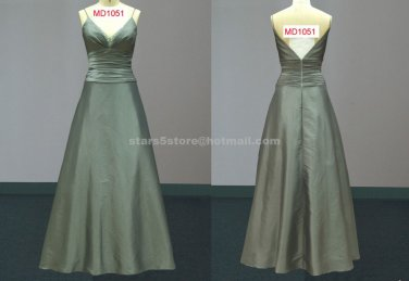 Spaghetti Straps Prom Dress Sweetheart Beading Sleeveless Backless Evening Dresses EP26