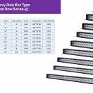 FB03218A-36W  Dual Rom Heavy Duty High Power LED Bar