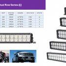 FB10218D-40W Dual Rom Heavy Duty High Power LED Bar