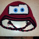 Lightning McQueen (inspired) Hat