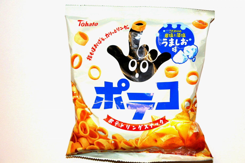 Poteco Potato Snack- Japan Snack
