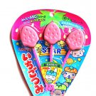 Strawberry Chocolate Lollipops - Japan Candy