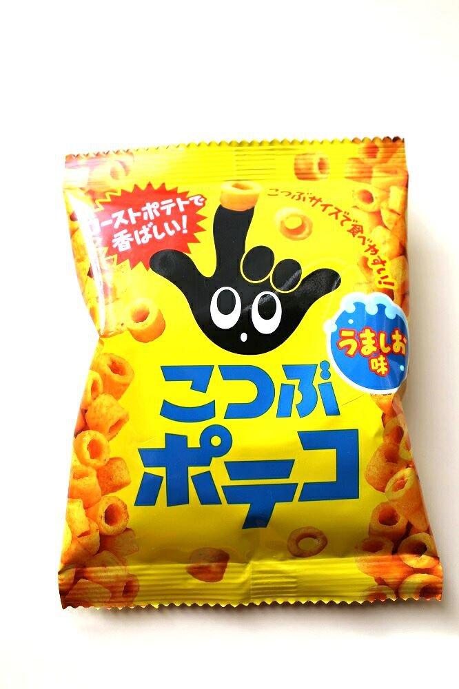 Mini Poteco Potato Snack- Japan Snack
