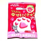Paw Shaped Peach Gummy Mini Pack - Japan Candy
