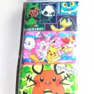 Pokemon Anime Character Print Pocket Tissue- Personal Care