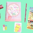 Kawaii Stationery Package: 12 month subscription plus free gift!!!