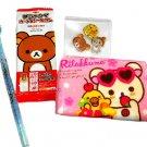 Rilakkuma Goods Goodie Bag Set (Small): Full of San-x Rilakkuma Goods!