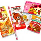 Rilakkuma Goods Goodie Bag Set (Large): Full of San-x Rilakkuma Goods!