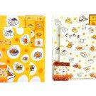 Gudetama Letter Set- Kawaii Sanrio Stationery