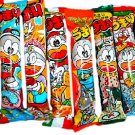 Umaibo Corn Snack Assorted Flavors Surprise Set: Assorted Japan Snack Bags