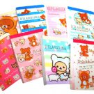 Rilakkuma Surprise Memo Pad/Notepad- San-x Stationery Japan