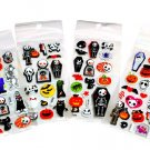 Halloween Kawaii Mini Sticker Sheets Set- Japan Kawaii Stationery