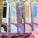 Japanese Handheld Folding Fan Womens - Kawaii Japan Summer Festival Matsuri Goods