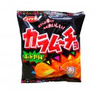 Koikeya Karamucho Hot Chili Pepper Potato Chips- Japan Snacks