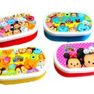 Disney Tsum Tsum Lunch Box Plastic Container- Japan Kawaii Bento Supplies