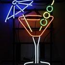 TANBANNER Art Neon Cocktails sign Ninja bracket N100D