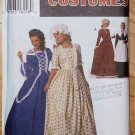 Simplicity Pattern 9713 Puritan 18th and 19th Century Costumes Size 16-20