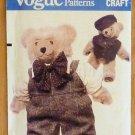 Vintage Vogue Pattern 570 Clothes For 23 Inch Vogue Bear Linda Carr