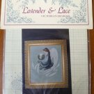 Lavender & Lace Marilyn Leavitt-Imblum Earth Angel Cross Stitch Pattern