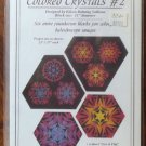 Designer's Workshop Colored Crystals #2 Foundation Blocks NIP 1997