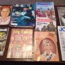 9 Vintage Magazine 1969-1971