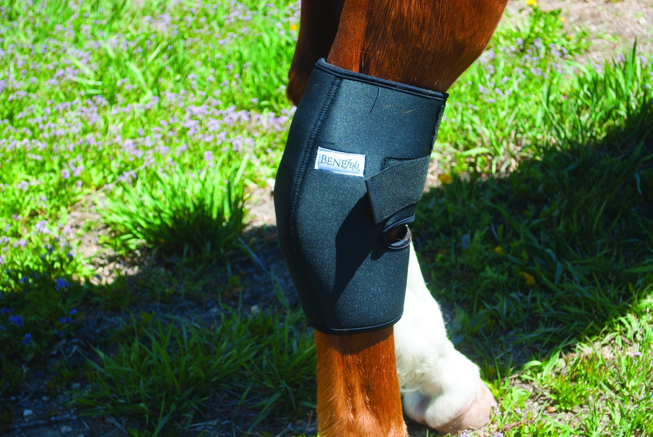 Hock Boot by BeneFab / Sore-No-More, Ceramic Therapeutic