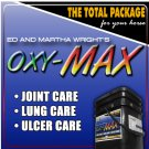 Oxy-Max for Horses by Oxy-Gen: 50#, Joint Care, Lung Care, Ulcer Care