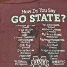 Mississippi State Bulldogs MSU NCAA  College T Shirt Sz XL
