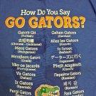 Florida Gators NCAA  College T Shirt Sz L