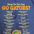 Florida Gators NCAA  College T Shirt Sz XL