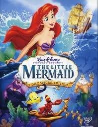 Walt Disney The Little Mermaid ( 2 Disc Special Edition Slip Cover)