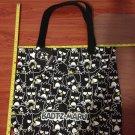 Badtz-Maru Canvas Giant Tote Bag Black Sanrio