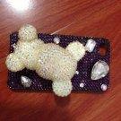 Handmade Bear for iPhone 4GS Case