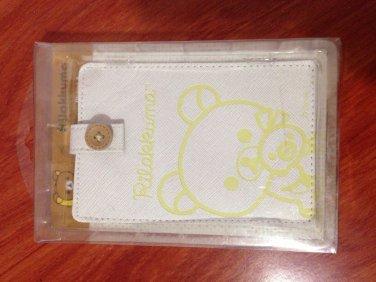 San-X Rilakkuma Phone & Card Holder (White)