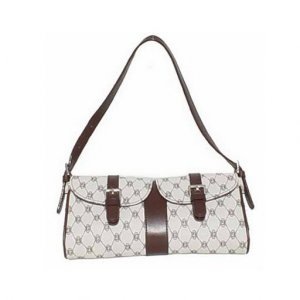 Signature Front Buckle Tote