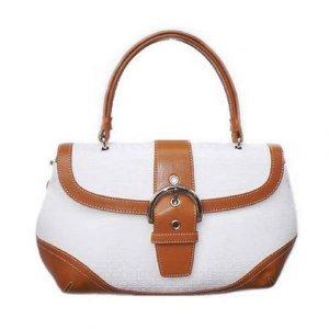 Signature Fashion Bag (White)