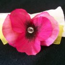 Bright Pink Pansy
