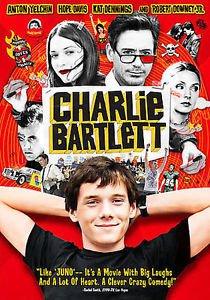 Charlie Bartlett (DVD, 2008)