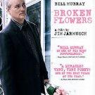 Broken Flowers, Good DVD, Bill Murray, Jessica Lange, Sharon Stone, Julie Delpy,
