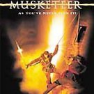 The Musketeer (DVD, 2002)