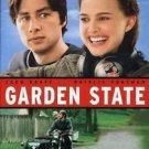 Garden State (DVD, 2009, Wedding Faceplate)