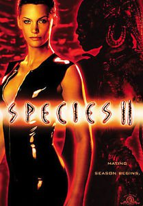 Species 2 DVD, 1998 Natasha Henstridge Sci-Fi & Fantasy FREE SHIPPING U.S.A.