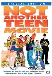 Not Another Teen Movie (DVD, 2002)
