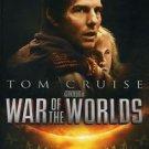 War of the Worlds (DVD, 2005, Widescreen)