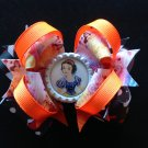Disney Princess Hair Bow, Smow White Hair Bow