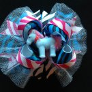 My Little Pony Hair Bow, Bule Horse Hair Bow