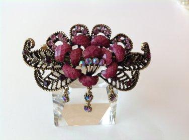 Rhinestone Crystal Alloy Tiara