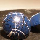 80's Splatter Paint Earrings