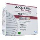 Accu Chek Performa 50x2 Diabetic Test Strips(100 Strips) Expiry 11/2014 or Later