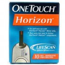 OneTouch Horizon 50x Diabetic Test strips - Expiry 08/09 or Later